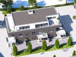 Ansicht Haus B